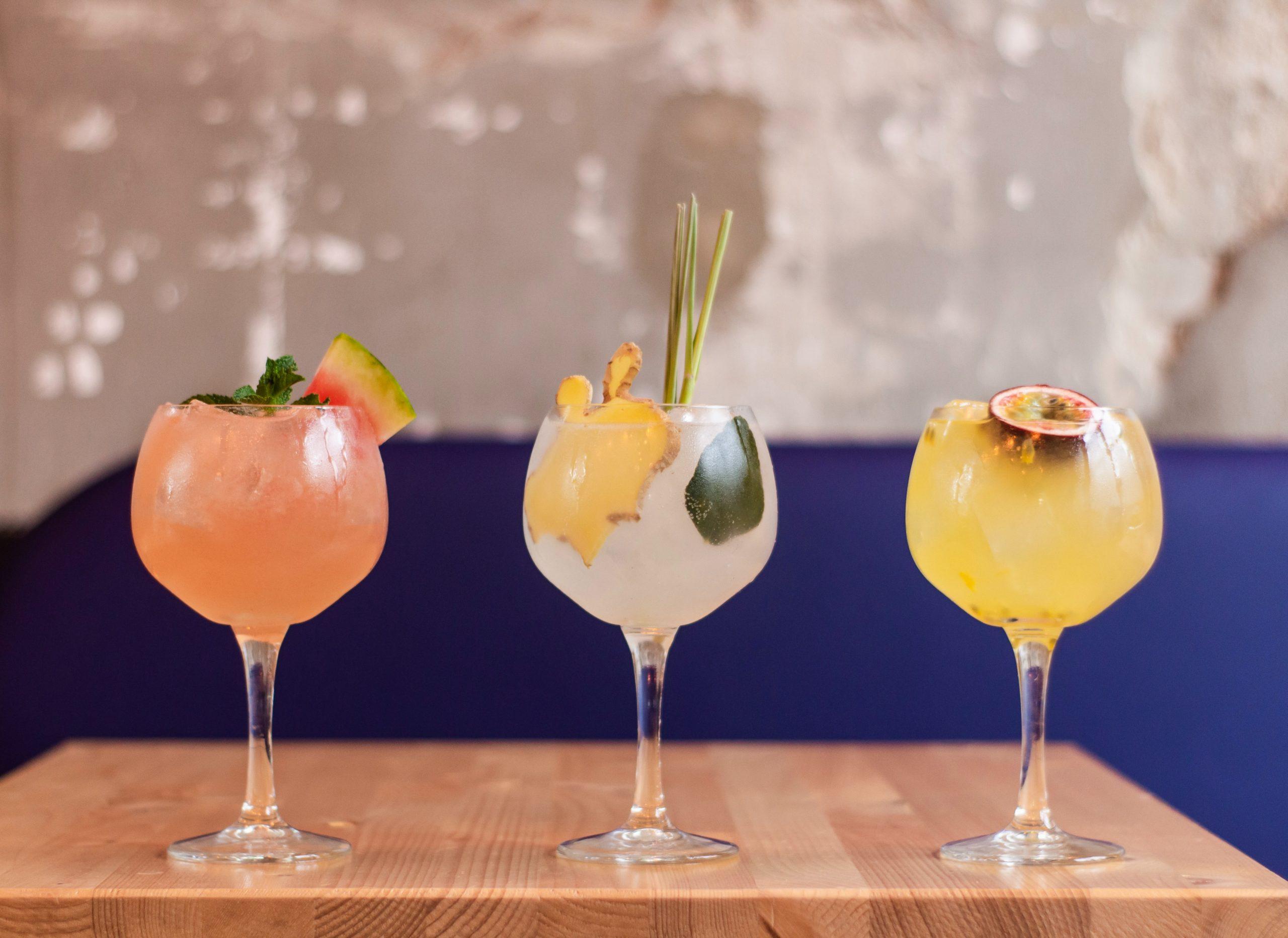 Pensando en todos los beneficios de la ginebra sin los efectos secundarios del alcohol?